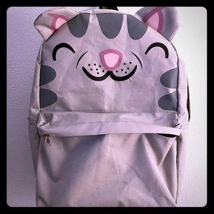 BigBang soft kitty backpack